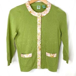 Anthropologie HWR Cardigan Sweater